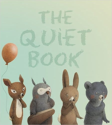 The Quiet Book | Best Bedtime Books | High Low Baby