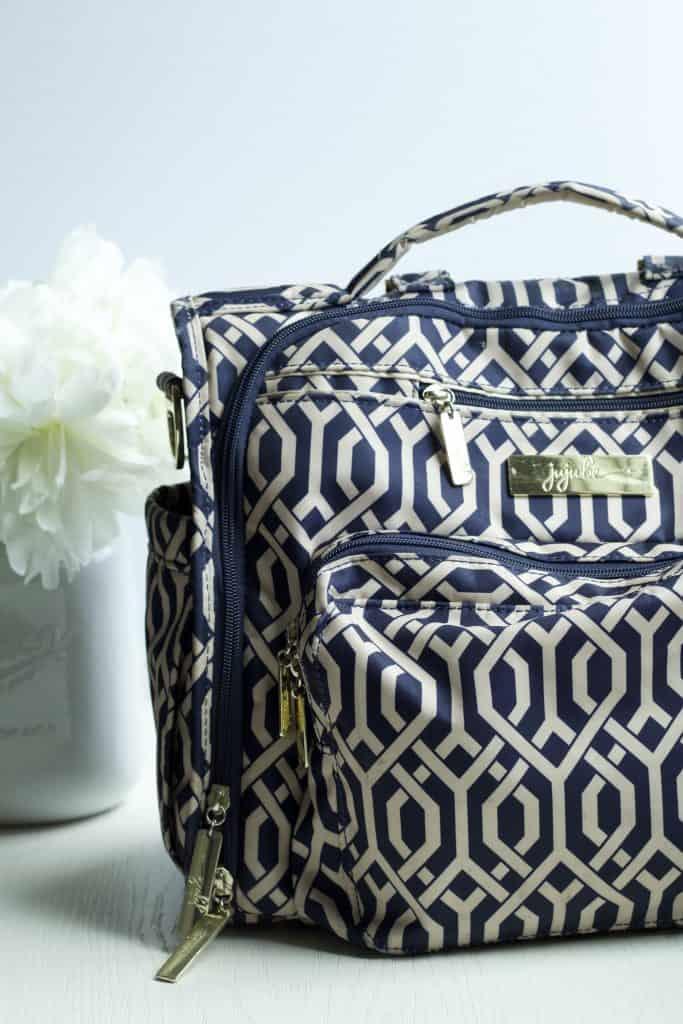 ju ju be bff backpack diaper bag review high low baby. Black Bedroom Furniture Sets. Home Design Ideas