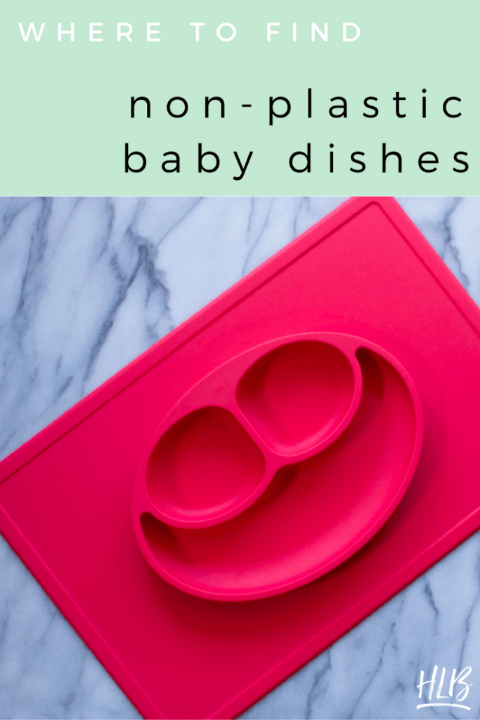Toddler Meals | Where I found non-plastic baby dishes and my review of the ezpz Happy Mat. Learn more about I simplified toddler mealtime!