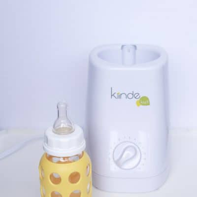 Kiinde Kozii Review: The Only Bottle Warmer I Trust