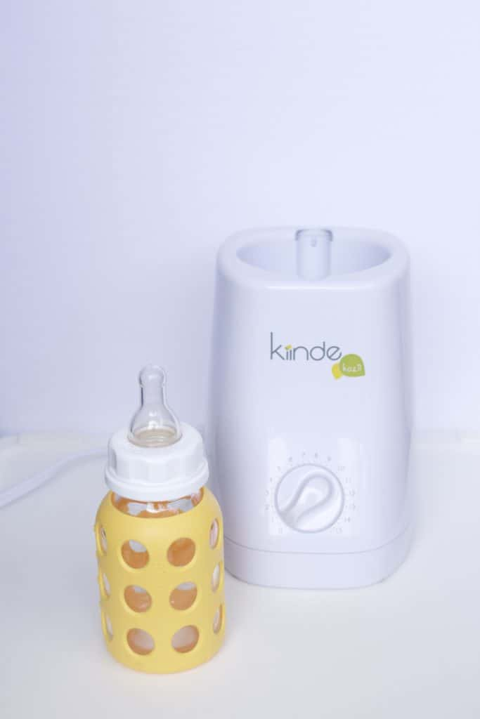 Kiinde Kozii Review | Best Bottle Warmer | Bottle Warmer for Breast Milk | Safe Bottle Warmer