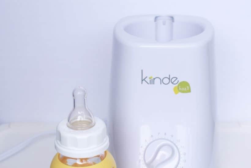 Kiinde Kozii Breast Milk Warmer and Bottle Warmer Review | Best Bottle Warmer | Bottle Warmer for Breast Milk | Safe Bottle Warmer