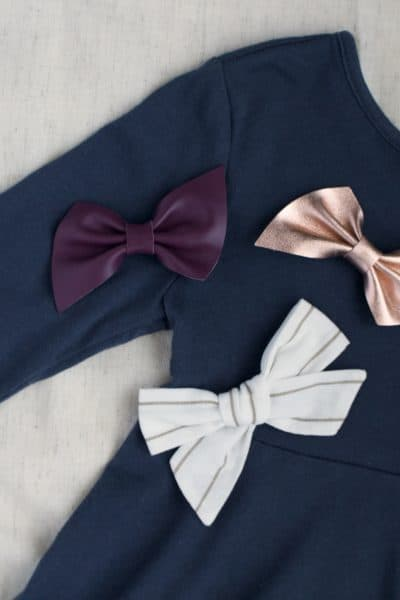 Little Poppy Co: September Bows