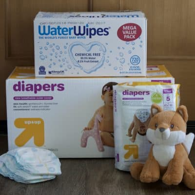 Why you don't need to stockpile diapers and an easier way to save your time and money