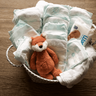 How I Never Run Out Of Diapers For My Baby