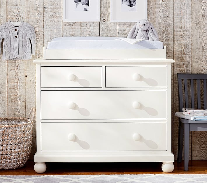 Catalina Dresser | 5 Secrets for Saving at Pottery Barn Kids | High Low Baby