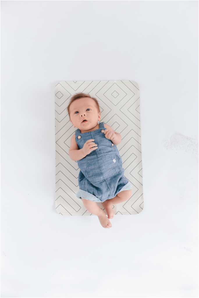 gathre changing mat | 7 tools perfect diaper change