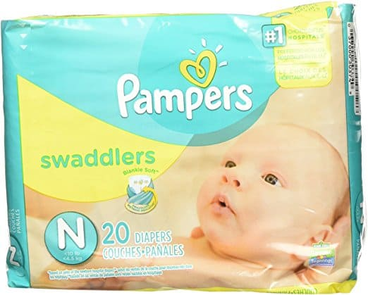 pampers swaddlers | 7 tools for perfect diaper change