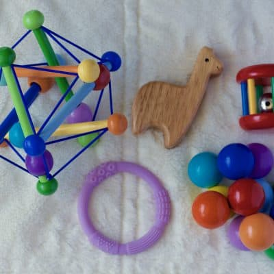 Simple Toys Your Baby Will Love (6-12 Months)