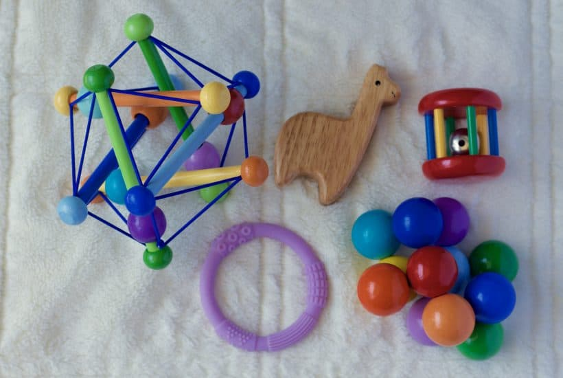 Baby Play for 6 Months + Great Toys