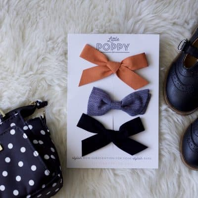 Little Poppy Co. Review: October Bows