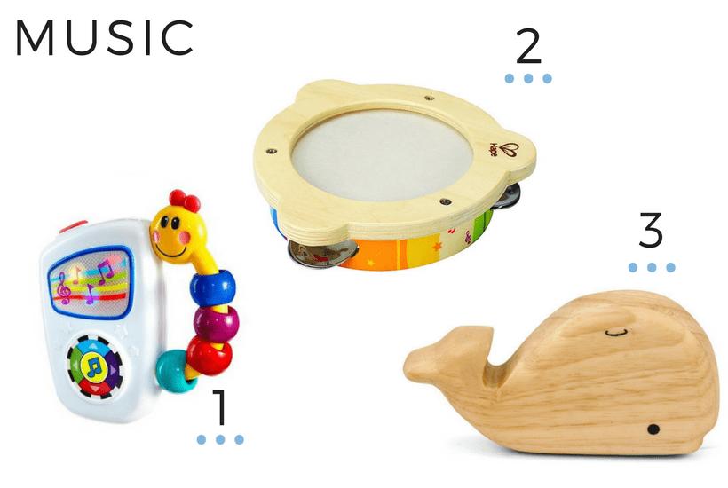 MUSIC 6M+ BABY PLAY