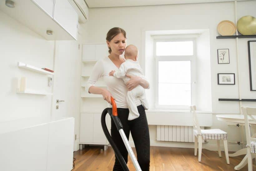 clean during postpartum life