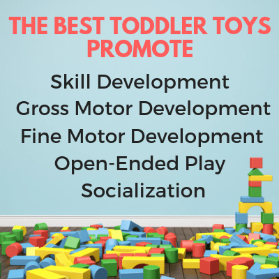 Best Toys for Toddlers 2-3 years old