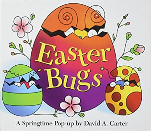 Easter pop up book