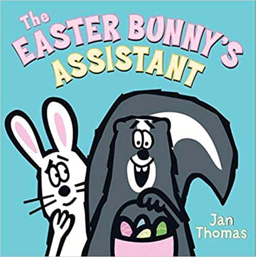 fun Easter book for preschoolers