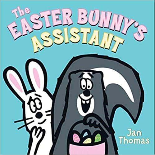 fun Easter book for preschoolers