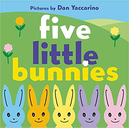 Cute Easter book for babies
