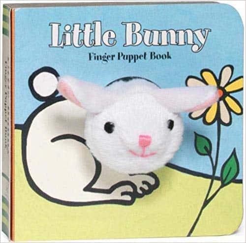 easter finger puppet book