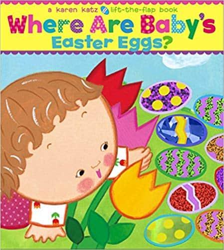 Karen Katz Easter book