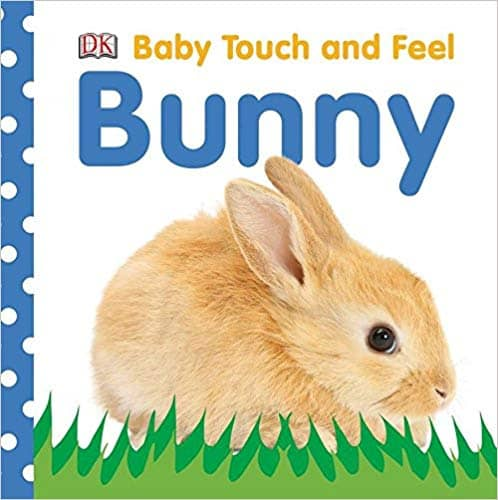 Touch and Feel bunny book