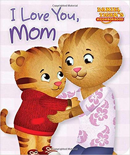 Daniel Tiger mother's day book