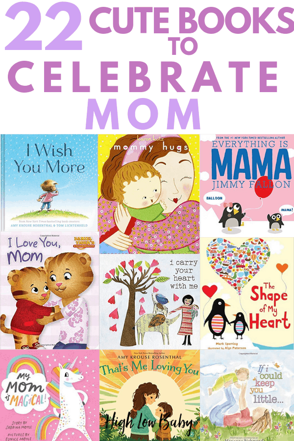 Celebrate being a mom with these picture books about mothers that make a simple and heartfelt Mother's Day gift.