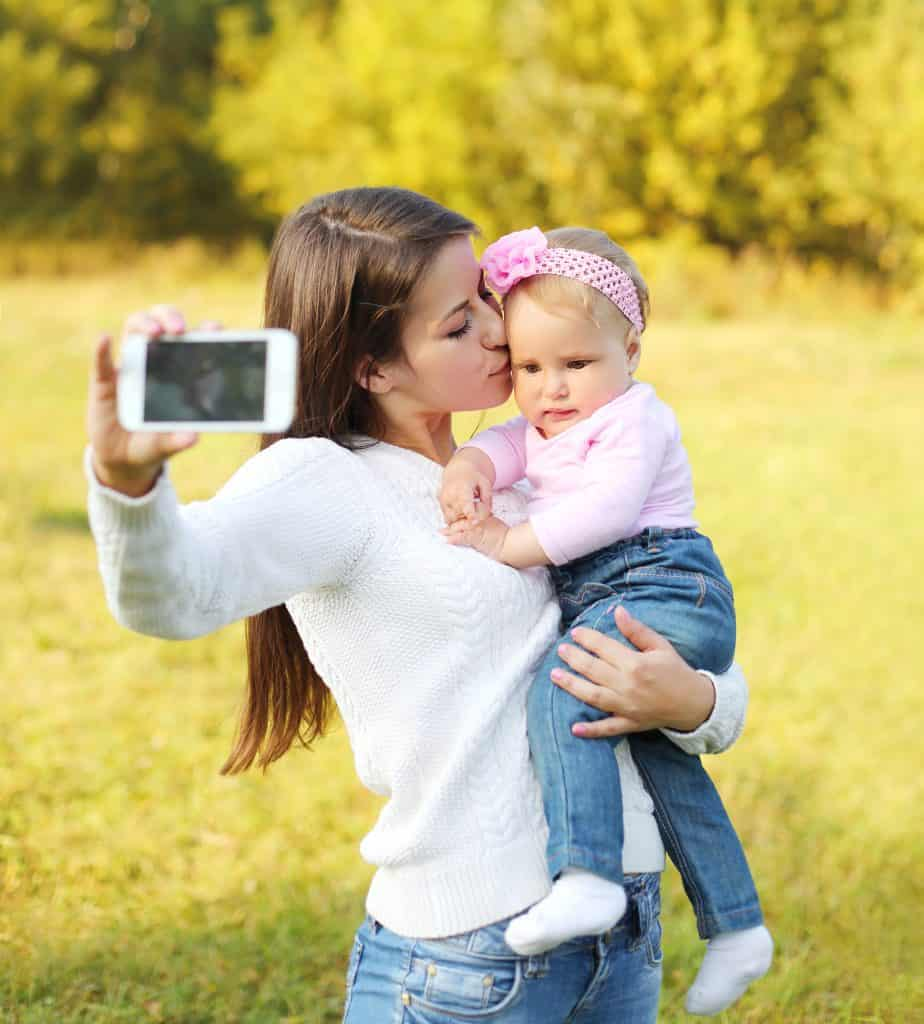 iPhone photography tips for moms