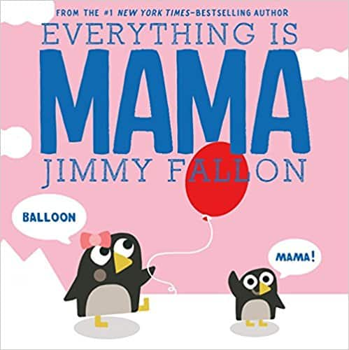 Jimmy Fallon mother's day book