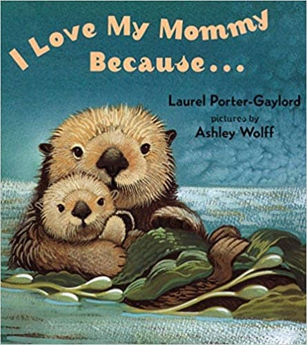 otter mother's day book