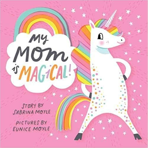 unicorn mother's day book