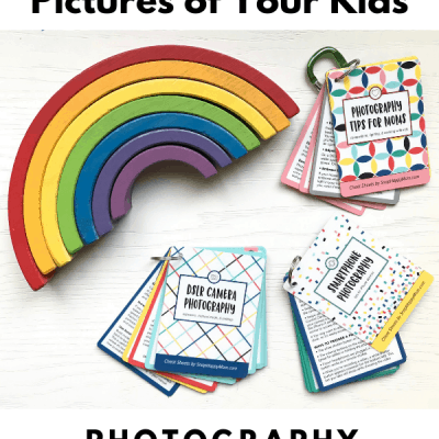 Take Better Photos of Your Kids with These Cheat Sheets Just for Moms
