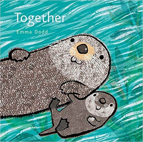 Together Mother's Day picture book by Emma Dodd