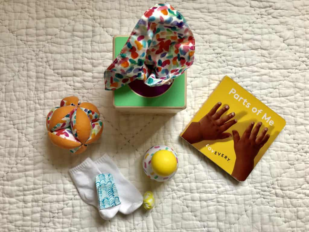 Senser Play Kit by Lovevery