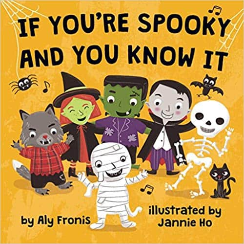 halloween book for preschooler