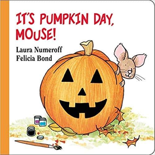 non-scary halloween book cover