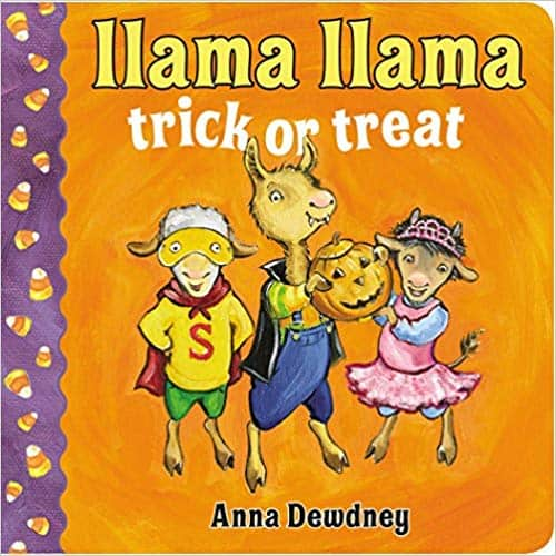 Halloween Books for Toddlers Llama Llama