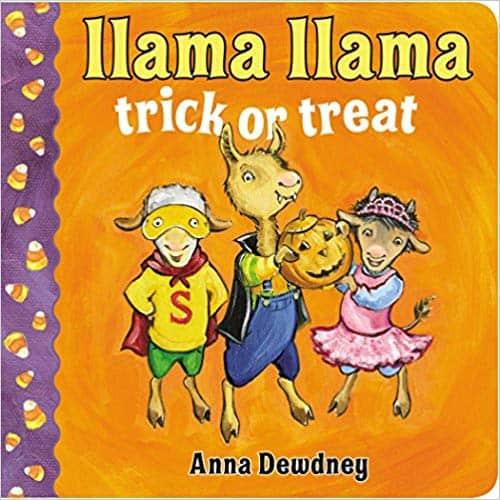 Halloween Books for Toddlers Llama Llama