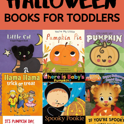 cute toddler books for halloween